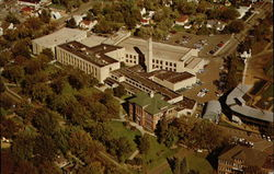 Aerial View of Lincoln High School