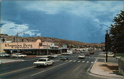 Andy Devine Street and Highway 66