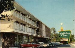 Front of the Holiday Inn Postcard