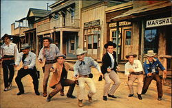 Cast of TV Western