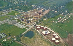 Aerial View, State University of New York, Agricultural & Technical College
