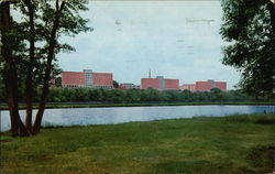 Rutgers, The State University Postcard