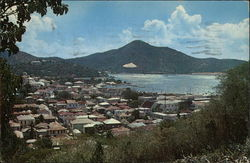 Greetings from St. Thomas, USVI