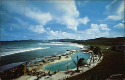 St. Croix by the Sea Postcard