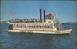 "The ""Carrie B."" - Harbor Tours"