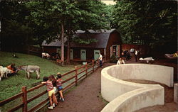Thompson Park Zoo