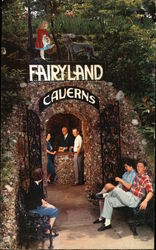 Entrance to Fairyland Caverns