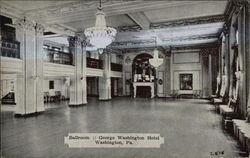Ballroom of the George Washington Hotel
