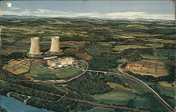 Limerick Nuclear Generating Station Postcard