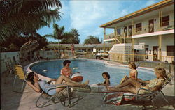 Poolside, Congress Royal Palm Motel