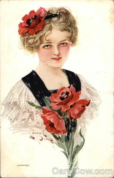 Poppies Lyman Powell Women