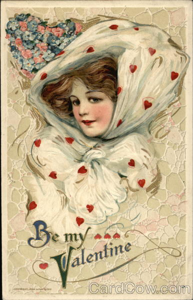 Be My Valentine Women