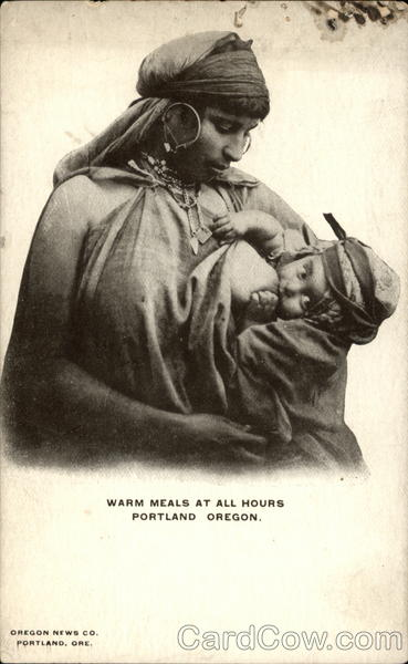 Warm Meals at All Hours, Portland, Oregon