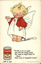 Campbell's Soup Kid No. 8