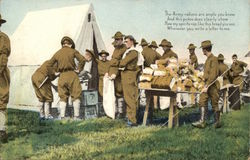 Army Rations Line