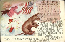 Tige's July 4th