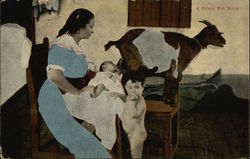 A Cuban Wet Nurse