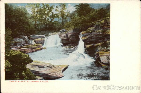 Niobe Falls, The Catskills New York