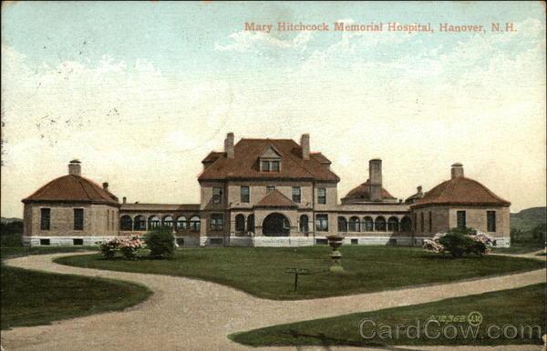 Mary Hitchcock Memorial Hospital Hanover Nh