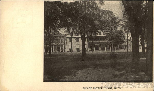 Clyde Hotel New York