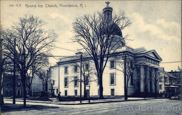 Round-top Church Providence Rhode Island