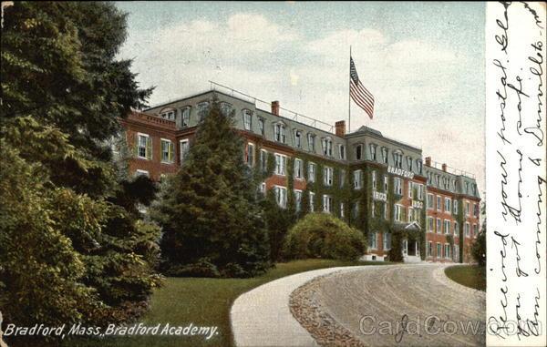 Bradford Academy Massachusetts