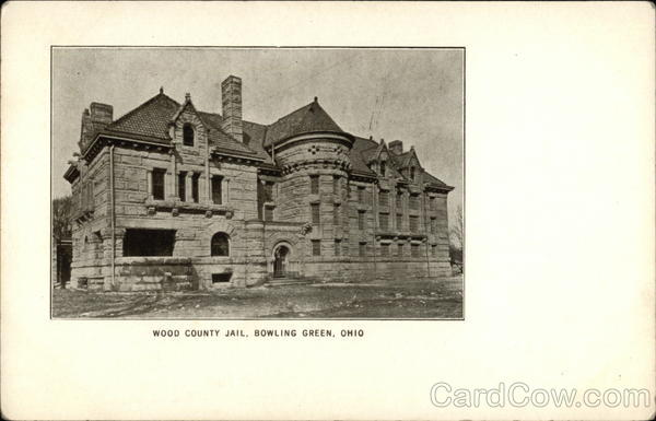 Wood County Jail Bowling Green Ohio