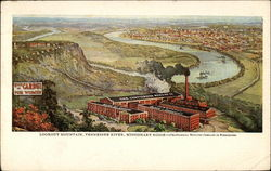 Lookout Mountain, Tennessee River, Missionary Ridge