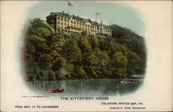The Kittatinny House Postcard
