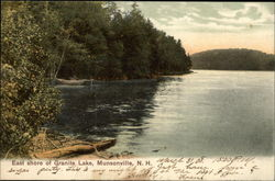 East Shore of Granite Lake