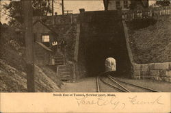 South End of Tunnel