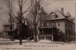 Centennial Home for Aged