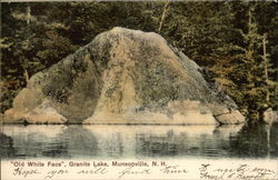 """Old White Face"", Granite Lake"
