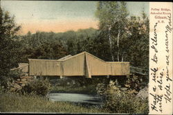 Polley Bridge, Ashuelot River
