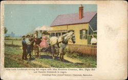 Horse-Drawn Fish Wagon, Nantucket Island