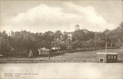 Bedford Springs and Fawn Lake