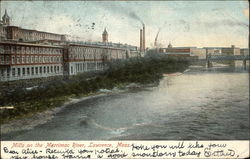 Mills on th Merrimac River