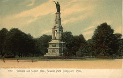Soldiers and Sailors Monument, Seaside Park