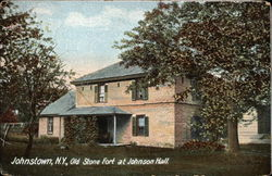 Old Stone Fort at Johnson Hall