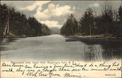 Wappingers Lake, Upper Inlet