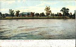 Owasco Lake and Park