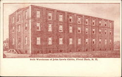 Bulb Warehouse of John Lewis Childs
