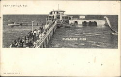 View of Pleasure Pier