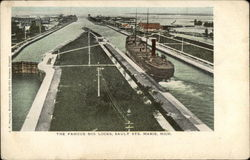 The Famous Soo Locks