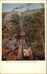 Mt. Lowe Incline, Pacific Electric Railway