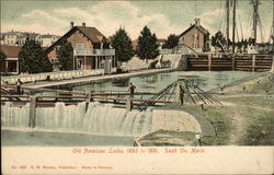 Old American Locks, 1885 to 1881