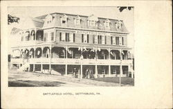 View of Battlefield Hotel