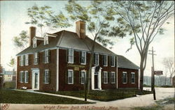 Wright Tavern - Built 1747