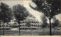 Columbiam Hotel, Thousand Islands Park