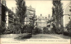 Little Quad Dormitories, University of Pennslyvania
